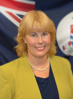 Sue Winspear New AG