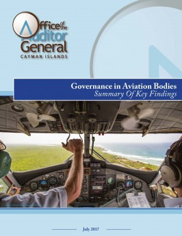Governance in Aviation Bodies- Summary of Key Findings