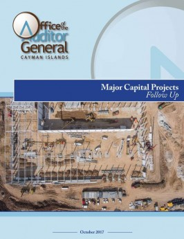 Major Capital Projects - Follow up