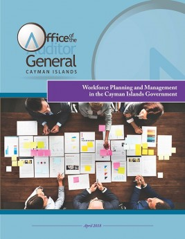 Report cover Workforce planning