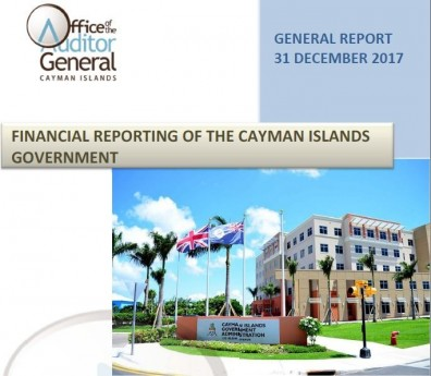 Office of the Auditor General Cayman Islands - Lead by the